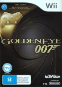 GoldenEye 007 with Gold Classic Controller