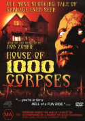 House of 1000 Corpses [Region 4]