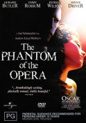 The Phantom of the Opera  [Region 4]