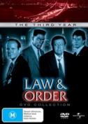 Law & Order - Season 3 [6 Discs]