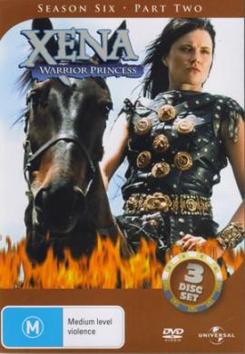 Xena Warrior Princess: Season 6 - Part 2