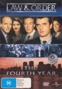 Law And Order Season 4  [6 Discs] [Region 4]