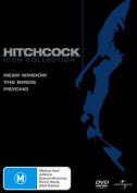 Psycho (1960) / Rear Window (1954) / The Birds (1963)  [Region 4]