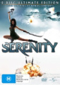Serenity (Ultimate Edition) [Region 4]