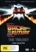 Back to the Future Trilogy [Region 4]