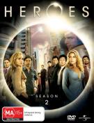 Heroes: Season 2 [Region 4]
