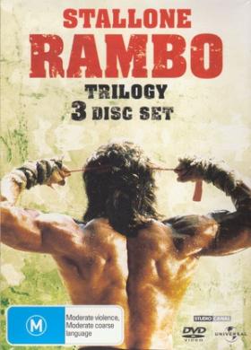 Rambo Trilogy (First Blood / First Blood: Part II / Rambo III) (3 Discs)