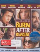 Burn After Reading [Region B] [Blu-ray]