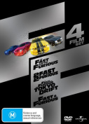 The Fast and the Furious / 2 Fast 2 Furious / The Fast and the Furious [Region 4]