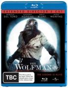 The Wolfman [Region B] [Blu-ray]