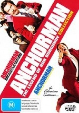 Anchorman SE/ Wake Up Ron Burgundy