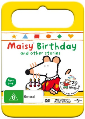 maisy birthday and other stories by universal shop. Black Bedroom Furniture Sets. Home Design Ideas