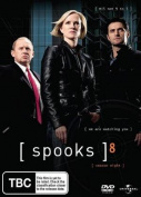 Spooks - Season 8 Slimline [Region 4]