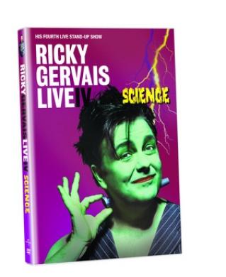 Ricky Gervais: Live 4 Science