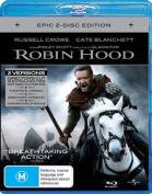 Robin Hood (2010) (Director's Cut/Theatrical Versions)  [2 Discs] [Region B] [Blu-ray]