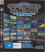 SEGA Mega Drive Ultimate Collection - Platinum