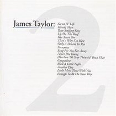 James Taylor Greatest Hits Volume 2