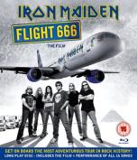 Iron Maiden - Flight 666 [Region B] [Blu-ray]