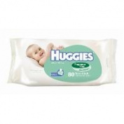 Huggies Refill Wipes 80 Pack