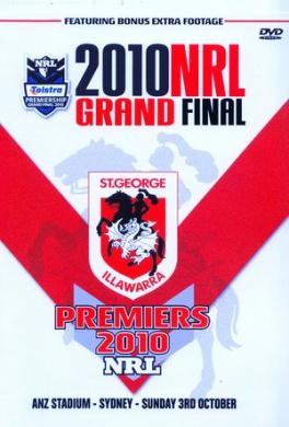 NRL Premiers 2010 - Sydney Roosters & St George