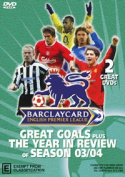 FA Premier League Great Goals/Year in Review of 2003-2004 [2 Discs]