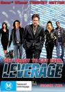 Leverage: Season 2 [Region 4]