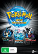 Pokemon: Movies 8 - 10