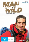 Man Vs Wild - Season 3 [Region 4]