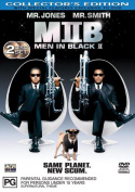 Men In Black II - Bonus Disc [2 Discs] [Region 4]