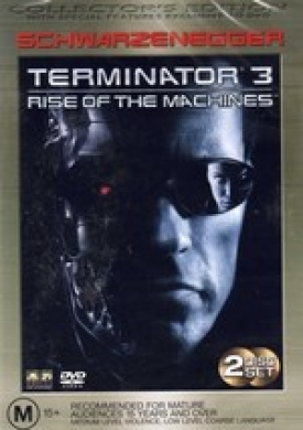 Terminator 3: Rise Of The Machines - Collector's Edition