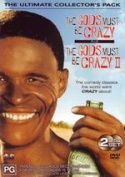 God's Must Be Crazy The Ultimate Collector's Pack [2 Discs] [Region 4]