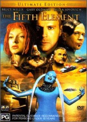 The Fifth Element - Special Edition: Bonus Disc