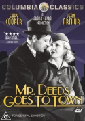 Mr Deeds Goes To Town [Region 4]