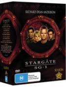 Stargate SG1 - Complete Season 8 [6 Discs] [Region 4]