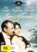 Love In the Afternoon [Region 4]