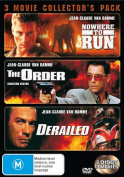 Derailed (2002) / Nowhere to Run / The Order  [Region 4]