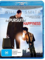 The Pursuit of Happyness [Region B] [Blu-ray]