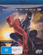 Spiderman 3 [Region B] [Blu-ray]