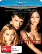 Cruel Intentions [Region B] [Blu-ray]