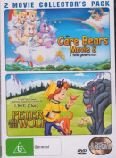 Care Bears Movie 2 / Peter And The Wolf - 2 Movie Collector's Pack  [2 Discs]