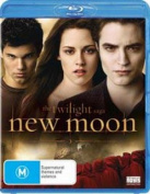 The Twilight Saga: New Moon [Region B] [Blu-ray]