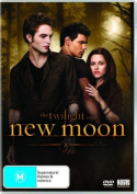 The Twilight Saga: New Moon [Region 4]