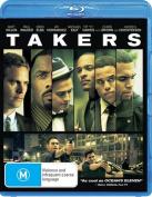 Takers [Region B] [Blu-ray]