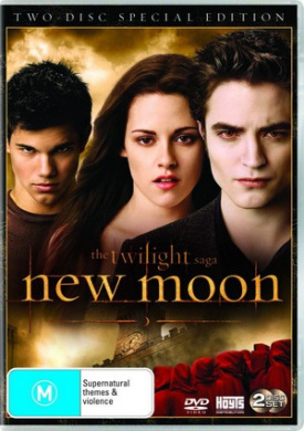 The Twilight Saga: New Moon (2 Disc Special Edition)