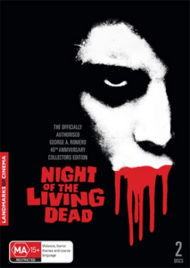 Night of the Living Dead (40th Anniversary Edition)