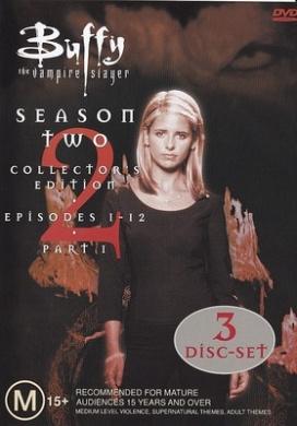Buffy Box Set Season 2 Pt 1