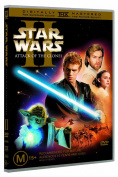 Star Wars Ep 2 Attack Of The Clones S/Ed [2 Discs] [Region 4]