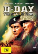 D-Day The Sixth Of June [Region 4]
