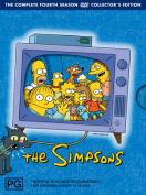 The Simpsons Season 4  [4 Discs] [Region 4]
