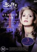 Buffy the Vampire Slayer [Region 4]